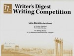 77th Writers Digest Competition